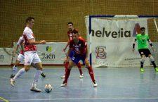 El Atlético Mengíbar cae frente a ElPozo Ciudad de Murcia