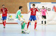 Difícil duelo del Atlético Mengíbar en casa ante el Naturpellet Segovia
