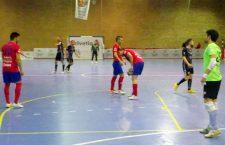 El Atlético Mengíbar cae ante el Naturpellet Segovia y se despide de sus aspiraciones al playoff