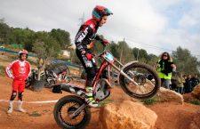 Moral finaliza sexto en el Campeonato de España de trial celebrado en La Nucía