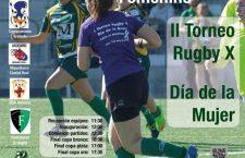 Las Lagunillas acogerá el 11 de marzo del II Torneo de Rugby X 'Día de la Mujer'
