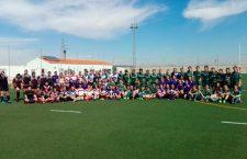 El Jaén Rugby Club vence en el II Torneo 'Día de la Mujer'