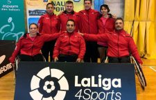 Simón Cruz logra el bronce en el Internacional de España de parabádminton