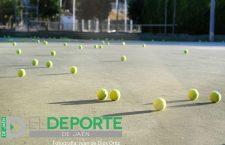El tenis provincial retoma su actividad con múltiples citas en el fin de semana