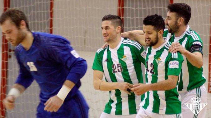 El Real Betis Futsal disputará un amistoso contra el Jaén FS el 5 de mayo en La Salobreja