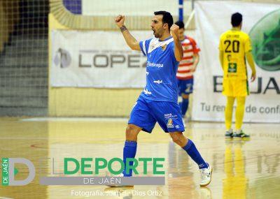 Carlitos se une al proyecto del Jaén Paraíso Interior FS 17-18