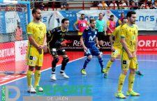 Un efectivo Jaén FS gana por primera vez en la historia al Inter Movistar