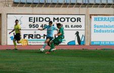 El Atlético Mancha Real sufre un nuevo revés ante el CD El Ejido