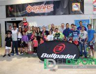 Entrega de premios del Gran Slam 'Trofeo Agroforestal'