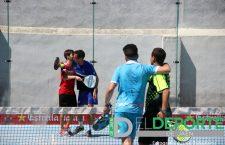 Ortega-Vargas y Marcos-Martínez, campeones del Gran Slam 'Trofeo Agroforestal'