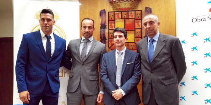 Las Fuentezuelas acoge el sábado las II Jornadas de las Escuelas Sociodeportivas de la Fundación Real Madrid