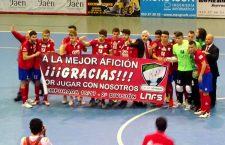 El Atlético Mengíbar se despide con empate de una histórica temporada