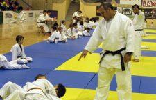 Los Juegos Deportivos Municipales de Judo reunirán en La Salobreja a unos 200 niños y niñas