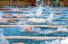 Más de 400 nadadores se dieron cita en el Trofeo Jaén 99