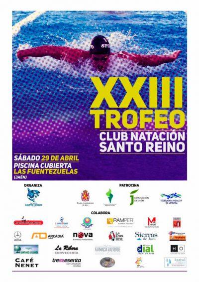 El XXXIII Trofeo Club Natación Santo Reino reunirá a trece clubes en Las Fuentezuelas