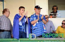 La afición en Linarejos (Linares Deportivo – Granada CF B)
