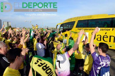 Diputación y Ayuntamiento colaboran en el desplazamiento de la Marea Amarilla a la Copa de España