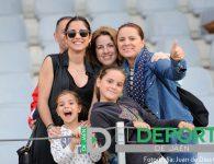La afición en La Victoria (Real Jaén – Jumilla FC)