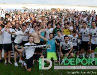 La afición en Linarejos (Linares Deportivo – Burgos CF)