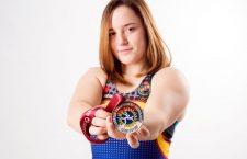 Andrea Molina, subcampeona de Europa Escolar en lucha olímpica femenina