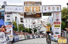 José Luis Carrasco, campeón de la Vuelta Andalucía MTB