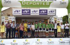 Eusebio Pascual se alza con la II Ruta Ciclista de los Castillos y las Batallas de Jaén