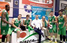 El CB Cazorla ya tiene rivales para luchar por el ascenso a LEB Plata