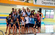 El CN Santo Reino se proclama campeón del III Trofeo Ciudad de Jaén
