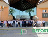El Jaén Paraíso Interior FS celebró su comida de final de temporada