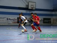 El Atlético Mengíbar FS se alza con la III Copa Presidente Diputación
