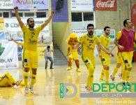El Jaén Paraíso Interior fuerza el tercer partido a base de pundonor