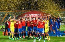 España, campeona de Europa Sub'17 con Nacho Díaz como protagonista de oro
