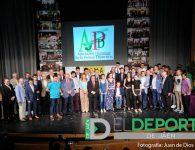 Entregados los premios anuales de la Asociación Jienense de la Prensa Deportiva