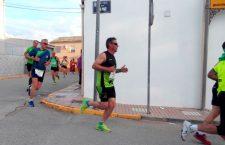 Alberto Casas y Lola Chiclana vencen en una Carrera Popular de Jabalquinto con 468 atletas