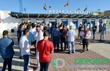 El Linares Deportivo anuncia el dispositivo de seguridad para el partido ante el Burgos CF
