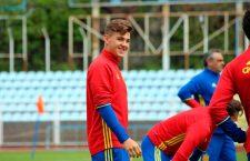 Nacho Díaz, convocado con la Selección Española Sub-19 para unas jornadas de entrenamiento