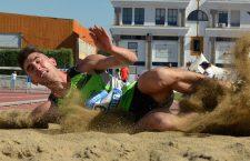 El Unicaja Atletismo masculino luchará por el título en el Nacional de Clubes en División de Honor