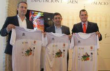 El Cazorla CB presenta en Diputación la Final Four para el ascenso a LEB Plata