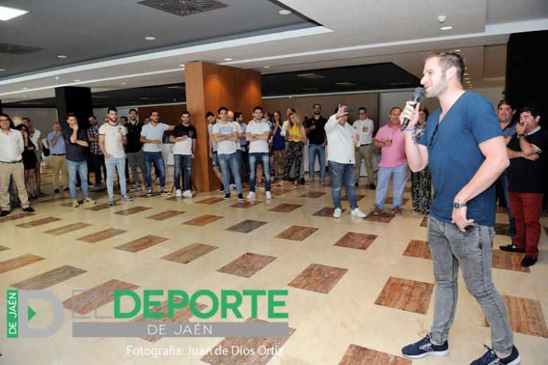 Solano se despide del Jaén FS