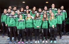 El Unicaja Atletismo arranca con fuerza el Nacional de Clubes: segundo y tercer puesto
