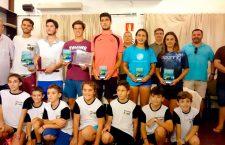 La selección jiennense de tenis se impone en el Campeonato de Andalucía de Loja