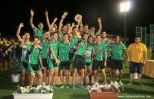Once atletas del Unicaja Atletismo contribuyen al tercer puesto de la Selección Andaluza