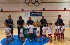 La última fiesta BB de fútbol sala de la temporada se celebró en Linares