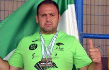 Carlos Hugo García consigue el oro en disco y peso en el Andaluz de Veteranos