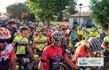 José Luis Carrasco e Isabel Peña se imponen en la 'II Maratón La Lobera' en Castellar