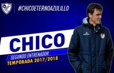 Chico será el segundo entrenador del Linares Deportivo en la 2017-18