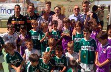 La XXXVI Copa Diputación de fútbol ya tiene a sus campeones