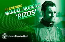 Manuel Moreno 'Rizos', nuevo entrenador del Atlético Mancha Real