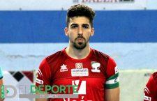 El capitán Fran Peña renueva su compromiso con el Atlético Mengíbar