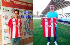 El Torredonjimeno ficha a Luis Heredia y renueva a Juanca